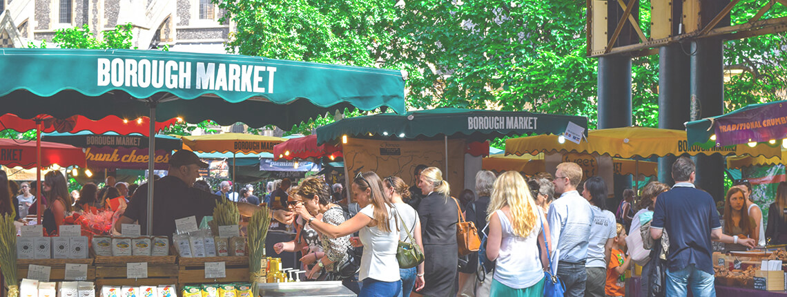 borough market-economic thought