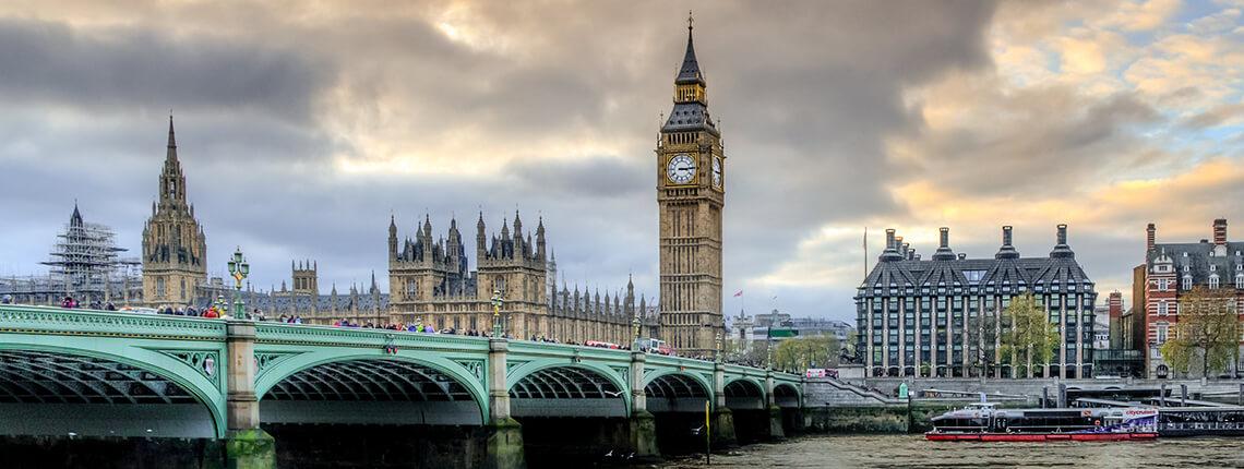 The Western constitutional tradition - big ben bridge